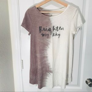 American eagle outfitters tie dye t-shirt